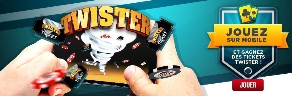 Betclic Twister Poker
