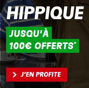 Bonus de bienvenue Paris hippiques